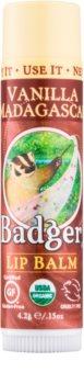 Badger Classic Vanilla Madagascar Huulirasva