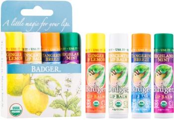 Badger Classic Blue zestaw kosmetyków I. dla kobiet