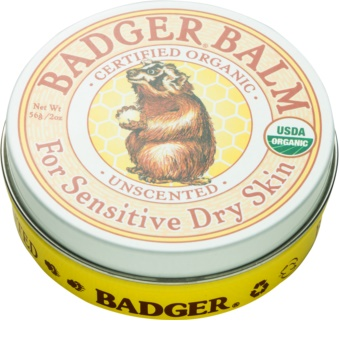 Badger Balm балсам за ръце за чувствителна кожа