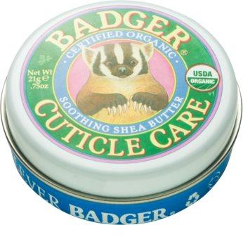 Badger Cuticle Care Balsam für Hände und Fingernägel