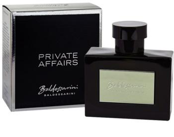 Baldessarini Private Affairs eau de toilette para hombre