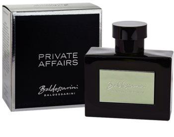 Baldessarini Private Affairs eau de toilette pour homme