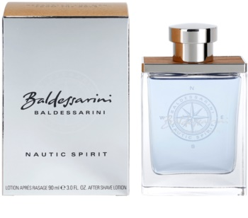 Baldessarini Nautic Spirit Aftershave lotion  voor Mannen