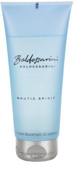 Baldessarini Nautic Spirit sprchový gel pro muže