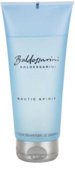 Baldessarini Nautic Spirit tusfürdő gél uraknak