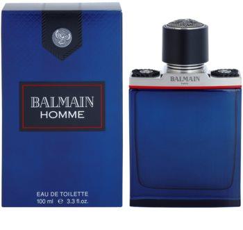 Balmain Balmain Homme toaletna voda za muškarce