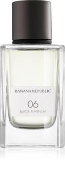Banana Republic Icon Collection 06 Black Platinum Eau de Parfum mixte
