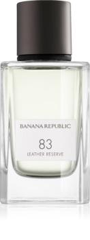 Banana Republic Icon Collection 83 Leather Reserve eau de parfum mixte