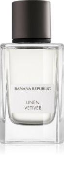 Banana Republic Icon Collection Linen Vetiver parfemska voda uniseks