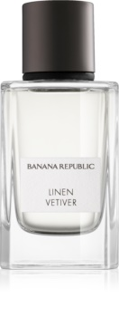 Banana Republic Icon Collection Linen Vetiver parfumovaná voda unisex