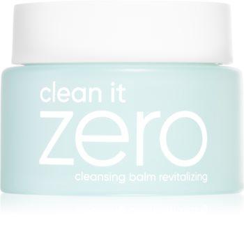 Banila Co. clean it zero revitalizing bálsamo limpiador y desmaquillante pare renovar y regenerar la piel