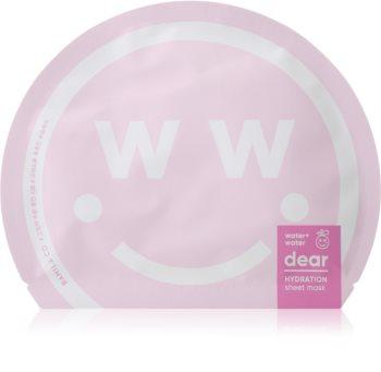 Banila Co. dear hydration хидратираща платнена маска