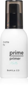 Banila Co. prime primer matte gladmakende primer onder make-up met Matterend Effect