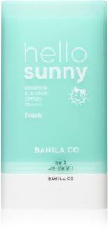 Banila Co. hello sunny fresh crème solaire en stick SPF 50+
