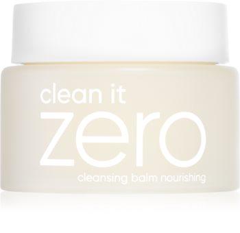 Banila Co. clean it zero nourishing baume démaquillant et purifiant nutrition et hydratation