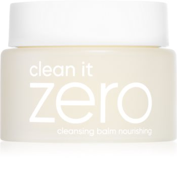 Banila Co. clean it zero nourishing Rensende Makeupfjerner balsam med nærende og fugtende effekt