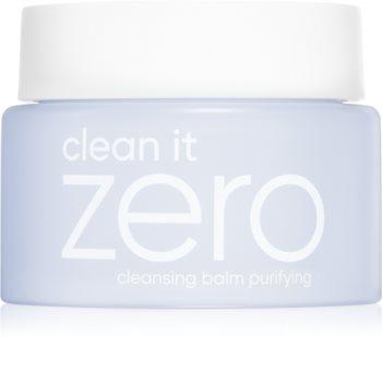 Banila Co. clean it zero purifying Puhdistava Meikinpoisto Balsami Herkälle Ja Sietämättömälle Iholle