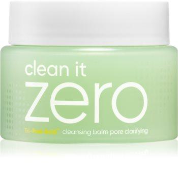 Banila Co. clean it zero pore clarifying bálsamo limpiador y desmaquillante para los poros dilatados