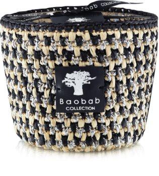 Baobab Modernista Raffia Marina bougie parfumée