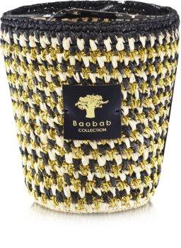 Baobab Modernista Raffia Manja illatos gyertya