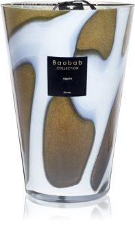 Baobab Stones Agate bougie parfumée