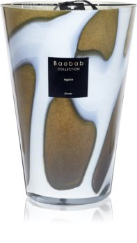 Baobab Stones Agate Twins scented candle