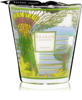 Baobab Cities Singapore scented candle