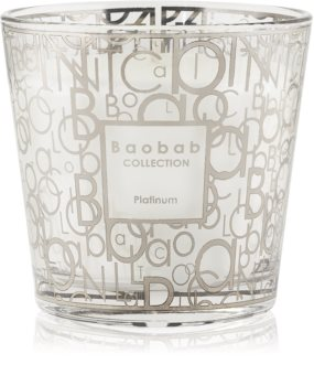 Baobab My First Baobab Platinum Tuoksukynttilä