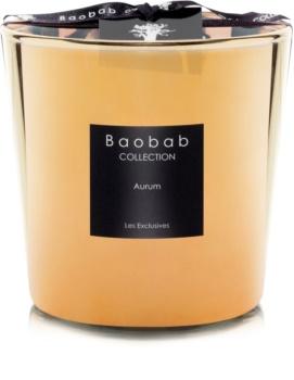 Baobab Les Exclusives Aurum illatos gyertya