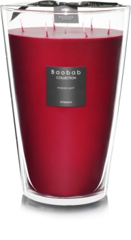 Baobab Masaai Spirit bougie parfumée