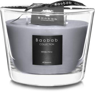 Baobab All Seasons White Rhino vonná svíčka