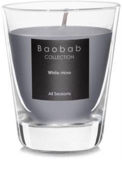 Baobab White Rhino bougie parfumée (votive)
