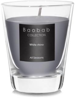 Baobab White Rhino mirisna svijeća (zavjetni)