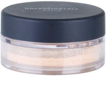 BareMinerals Matte maquillaje en polvo matificante  SPF 15