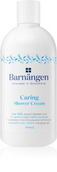 Barnängen Caring creme de duche para pele normal e seca