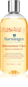Barnängen Midsommar Glow gel bagno e doccia