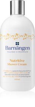 Barnängen Nutritive sprchový krém pre suchú až veľmi suchú pokožku