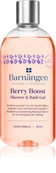 Barnängen Berry Boost tusoló- és fürdőgél