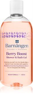 Barnängen Berry Boost Brus og badegel