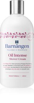 Barnängen Oil Intense jemný sprchový krém pre suchú až veľmi suchú pokožku