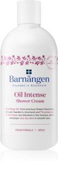 Barnängen Oil Intense gel de duche suave para pele seca a muito seca