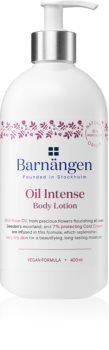 Barnängen Oil Intense хидратиращо мляко за тяло