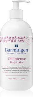 Barnängen Oil Intense hidratáló testápoló tej