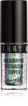 Barry M Holographic Eyeshadow Topper fard à paupières scintillant