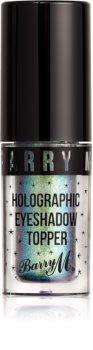 Barry M Holographic Eyeshadow Topper сенки за очи с блясък