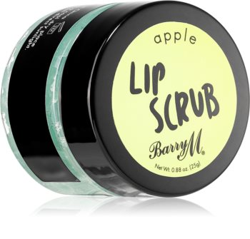 Barry M Lip Scrub Apple Lip Peeling