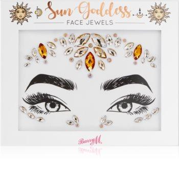 Barry M Sun Goddess biżuteria na twarz