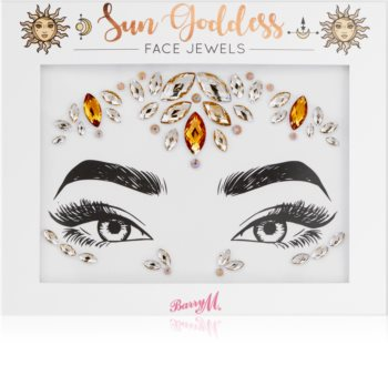 Barry M Sun Goddess Face Jewels