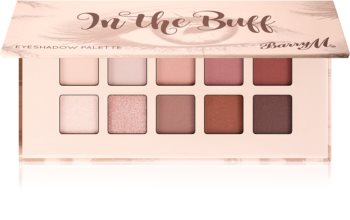Barry M In the Buff Eyeshadow Palette with Mirror