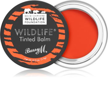 Barry M Wildlife balzam za ustnice za toniranje